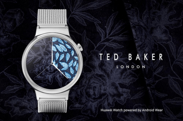 google brand name watch faces android wear ted baker