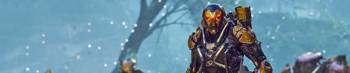 Anthem shows a glimmer of brilliance that's quickly dampened by its grind
