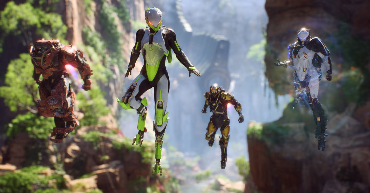 'Anthem' demo servers are facing technical issues and players aren't happy