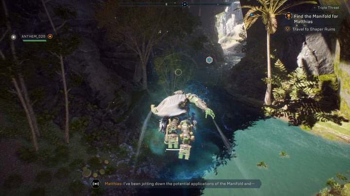 Anthem: How and When You Can Start Playing the Demo and Full Game