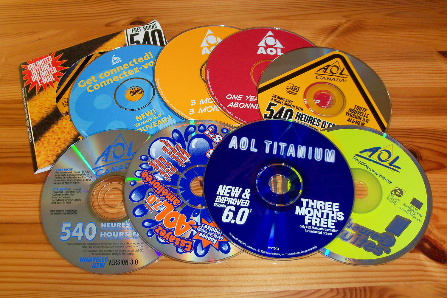 we tested aol dial