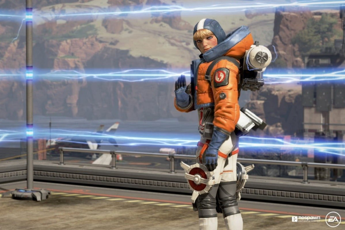 New Apex Legends Character Wattson May Shift Metagame in Season 2