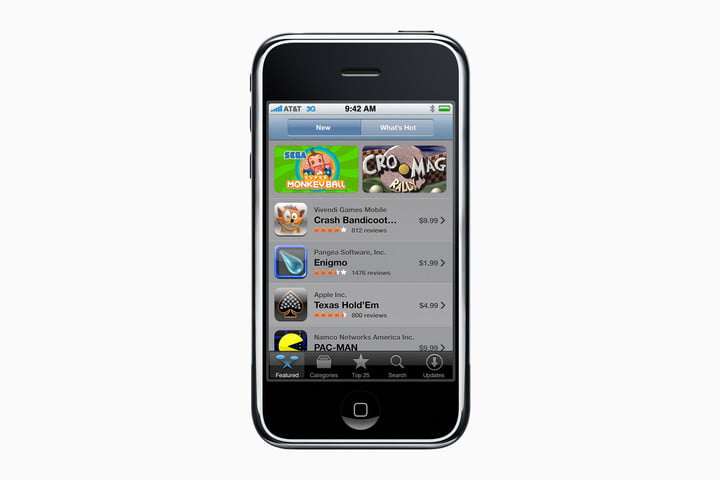 A Brief History of the Apple App Store in its First Yen Years