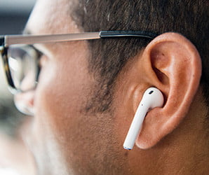 'Hey Siri!' is coming to your AirPods (and they'll survive splashes, too)
