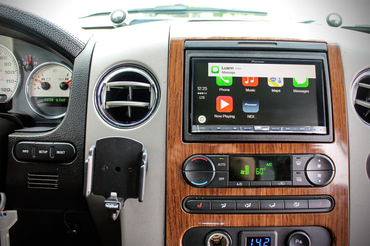 apple carplay now available for pioneer nex series. Black Bedroom Furniture Sets. Home Design Ideas