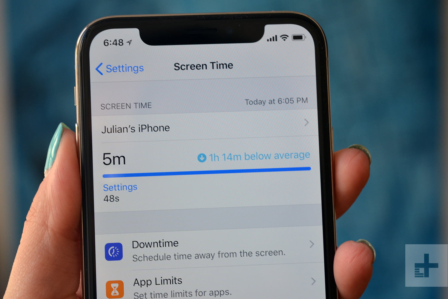 How to Use Screen Time on iOS 12 to Cut Down on Your Phone Use