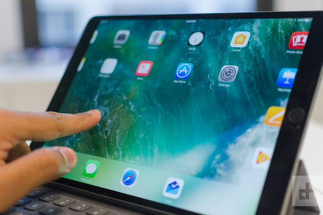 apple ipad pro 10.5 review touch screen