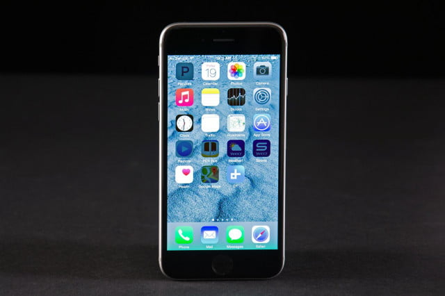Apple iPhone 6 screen front