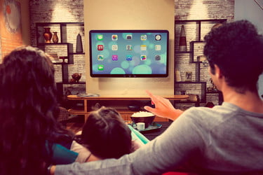 Apple's TV is going to be a giant gesture-controlled iPad | Digital