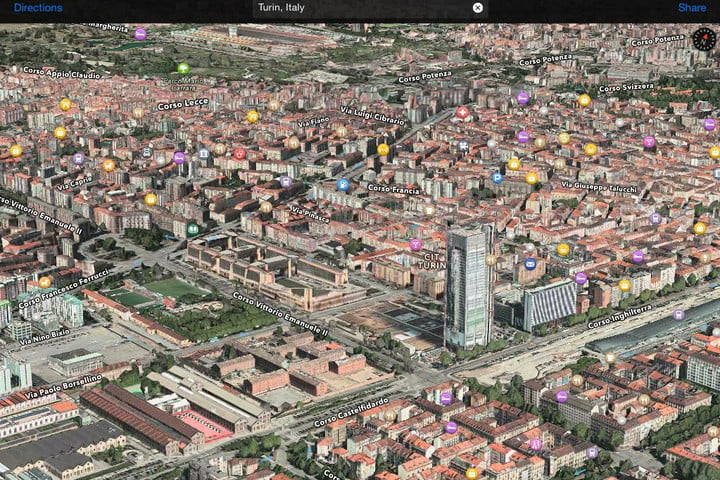 apple boosts maps with 20 new flyover locations from around the world