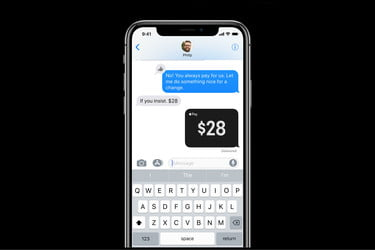 How do you open apple pay on iphone xr