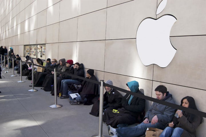 More than 25 million U.S. iPhone owners may be anxious to upgrade to the iPhone 6