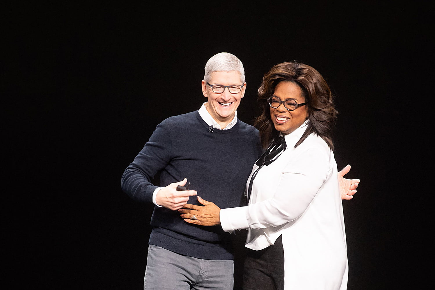 Yesterday's Apple event was a whiplash inducing parade of copycat services