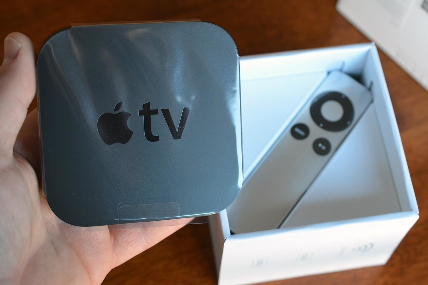 Tivos Roamio Dvrs Now Stream To Apple Tv Via Airplay Digital Trends Power Diagram Besides Cable Box Connections On Cord