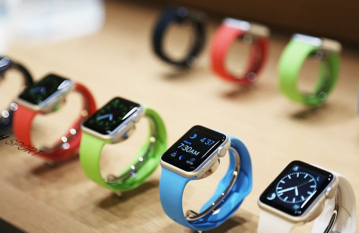 New patent shows a radically different Apple Watch with a flexible display