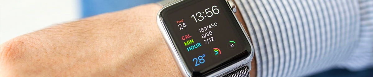 Is Apple developing its own display tech for watches?