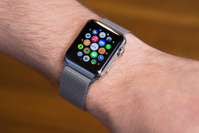 apple watch how to pick