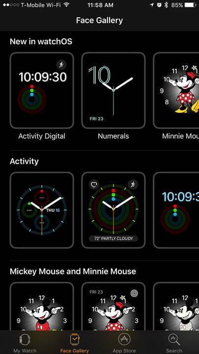 apple watchos 3 review beta screenshots 0001