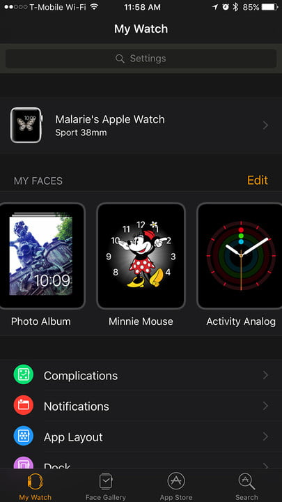 apple watchos 3 review beta screenshots 0004