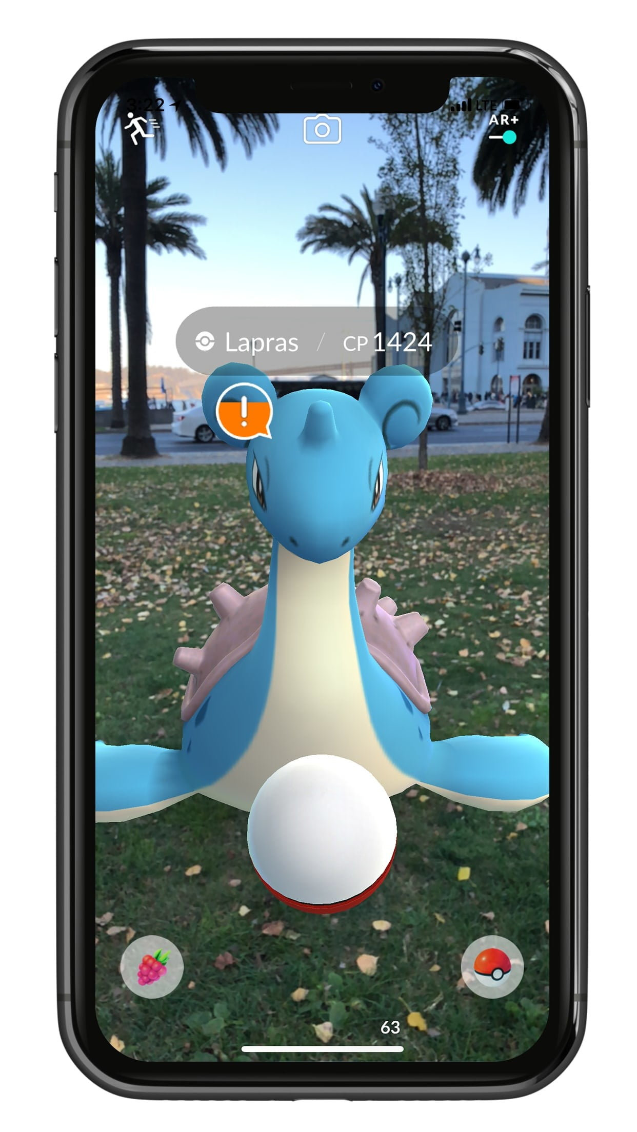 Pokémon Go' Levels Up its Augmented Reality Game With