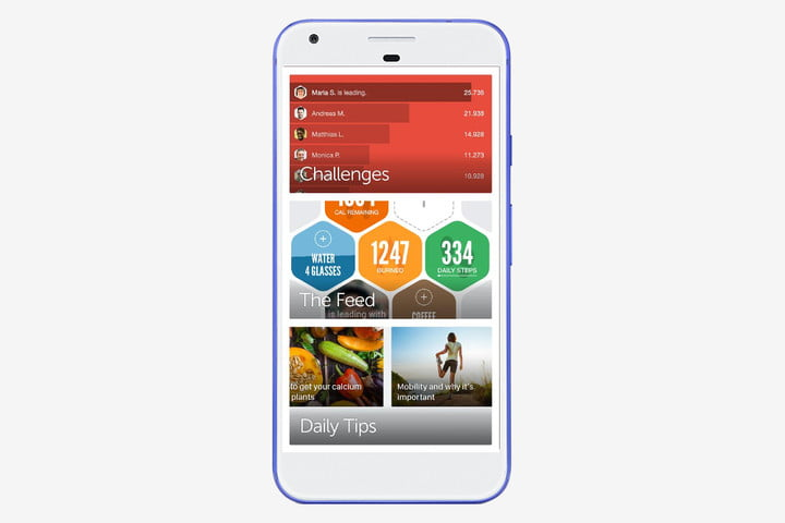Argus Android app