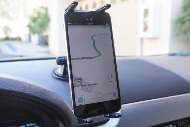 arkon automotive phone and tablet mounts hands on review sm679 slim grip mount