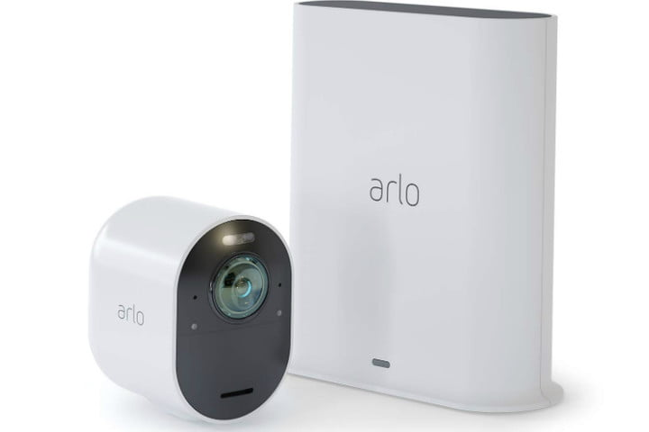 arlo ultra security camera  4k uhd wire free 1 system 750x500
