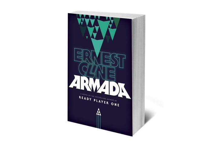 15 epic science fiction books being made into movies digital trends sci fi movies based on books armada by ernest cline cover fandeluxe Images