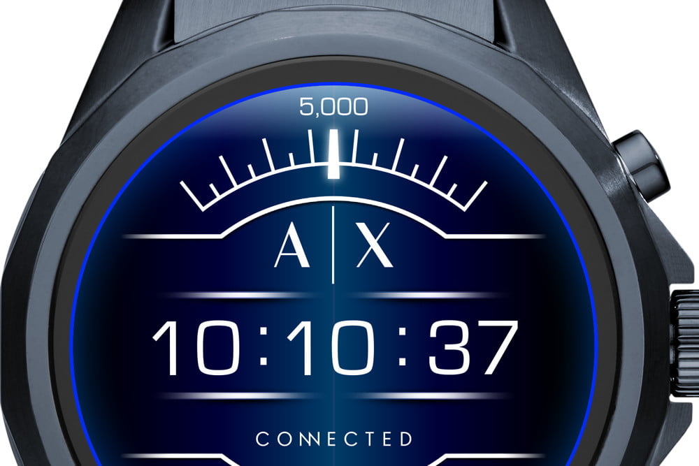 acc1222bc97 Armani Exchange s Smartwatch Is for Those Who Like Their Tech Dapper ...