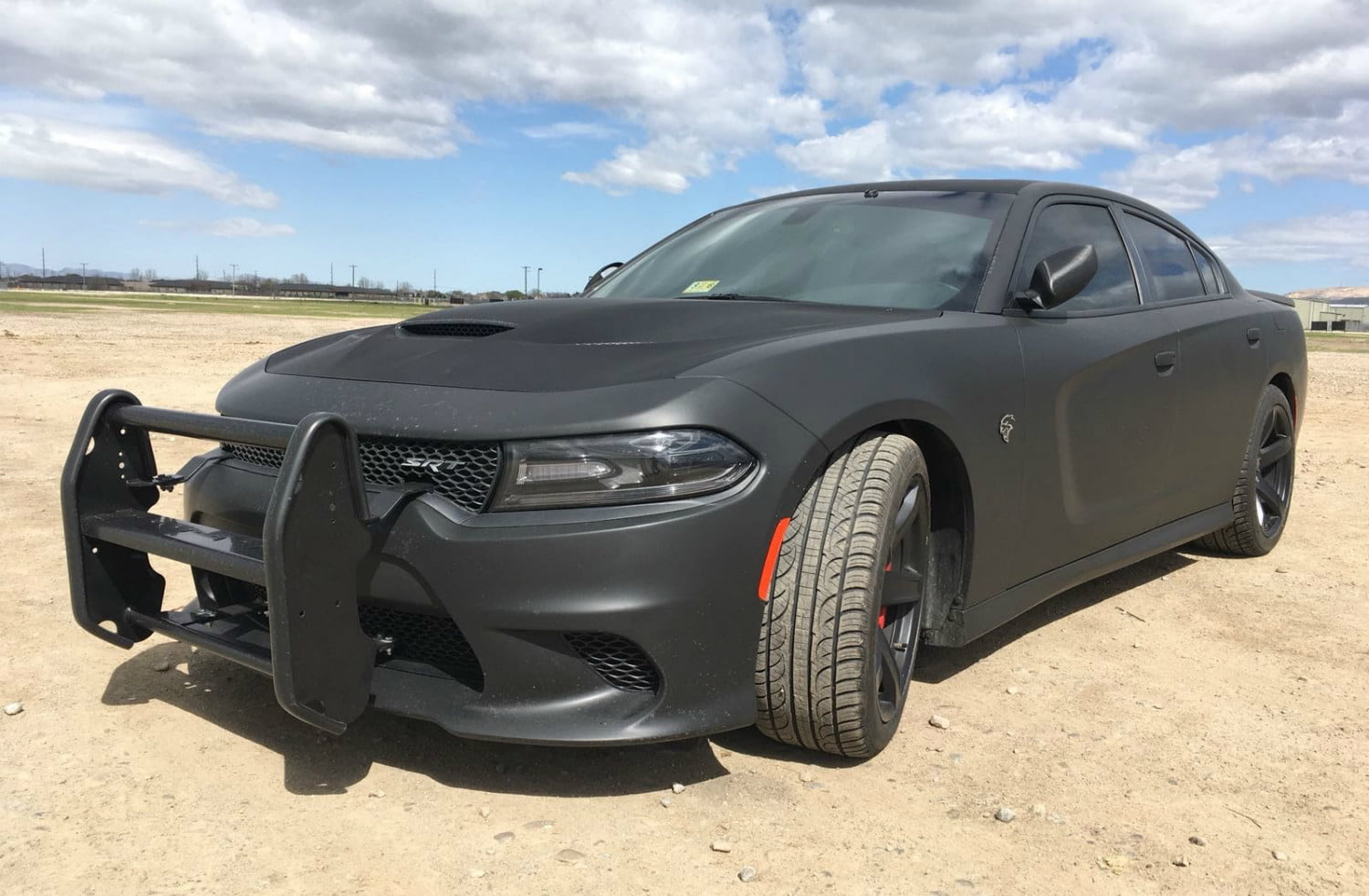 Armormax Awd Charger Srt Hellcat May Be The Ultimate Police Car 2015 Dodge Cat Digital Trends
