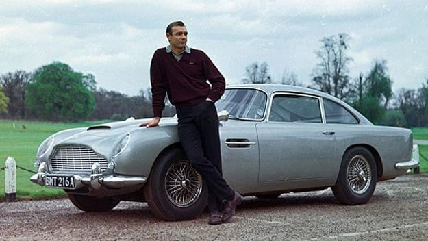 Charming Aston Martin DB5 Set To Battle Ready Reappearance