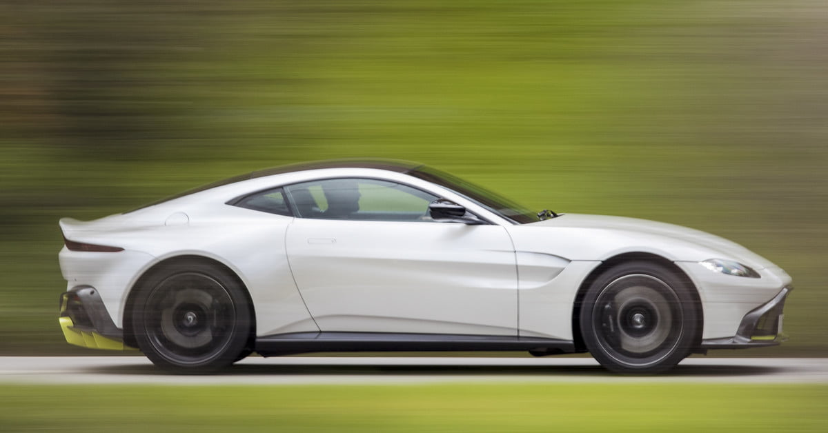 2019 Aston Martin Vantage First Drive | Digital Trends