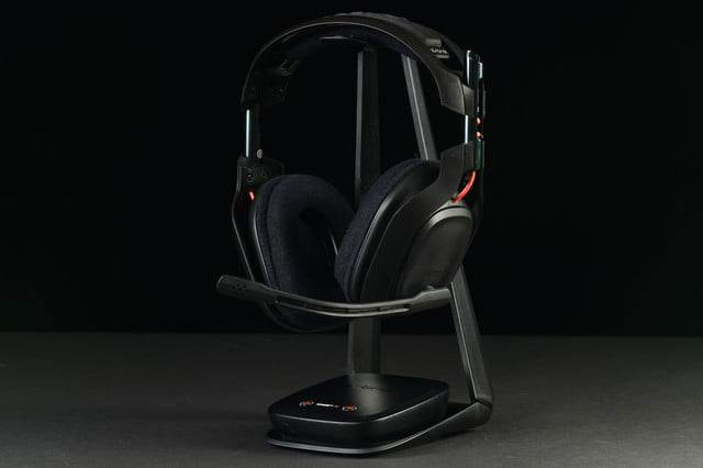 Astro A50 headset review stand