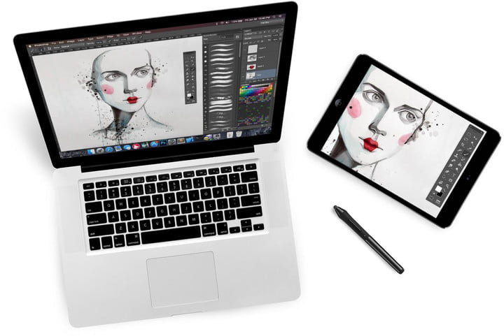 Turn your iPad into a professional drawing tablet with Astropad