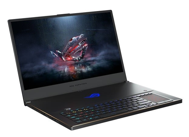 asus rog zephyrus gaming laptops rtx 2080 graphics ces 2019 s gx701