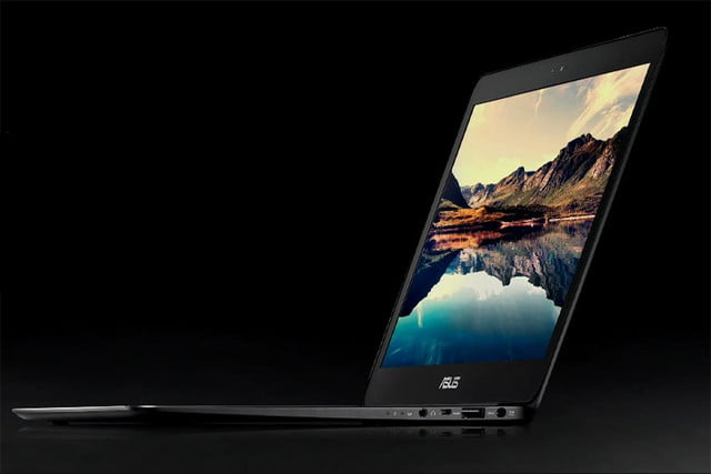 Asus Zenbook UX305 front angle2