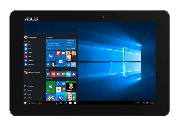 asus expands the transformer book line with your choice of convertible form factor asust100ha 3