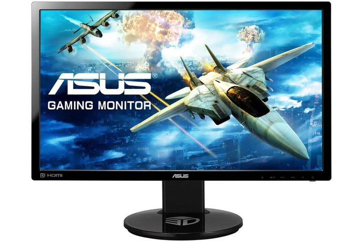 best gaming monitors asusvg245h