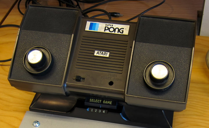 the coolest gaming tech ces 2019 atari pong