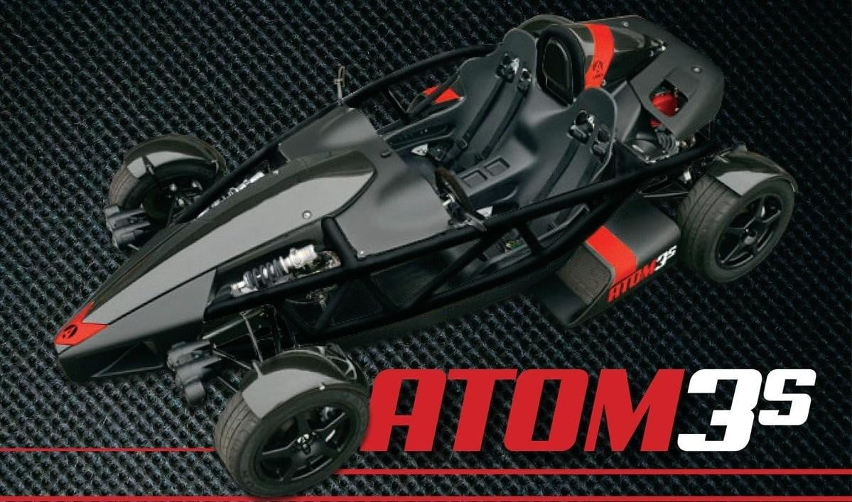 2015 Ariel Atom 3S | Official specs and pictures | Digital Trends