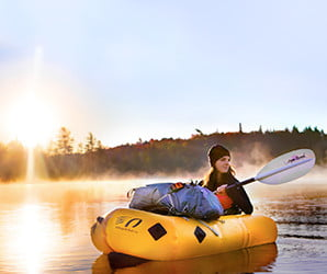 Awesome Tech You Can't Buy Yet: Tiny rafts, self-cooling tents, and more