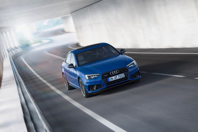 2019 Audi A4 Luxury Car Debuts With Minor Styling Changes Digital