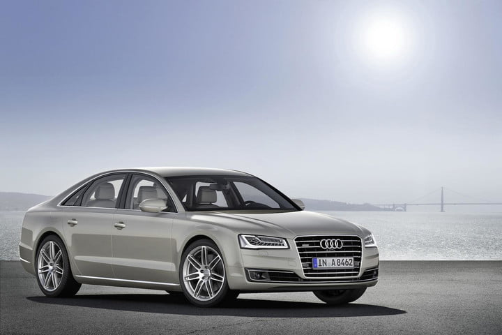 Audi Rs8 Isnt Hening Company Executive Says A8