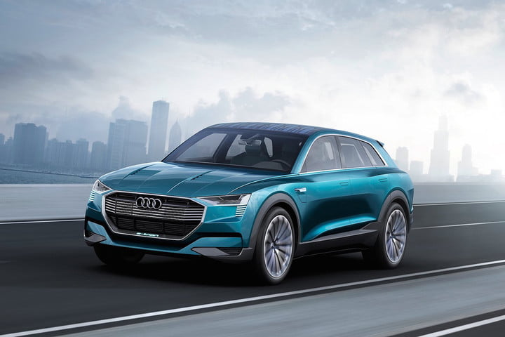 Audi Says Electric Cars Will Comprise A Quarter Of Its Us S By 2025