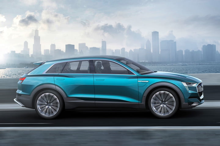 Audi exec to dealers: Get on board with electric vehicles or be left behind