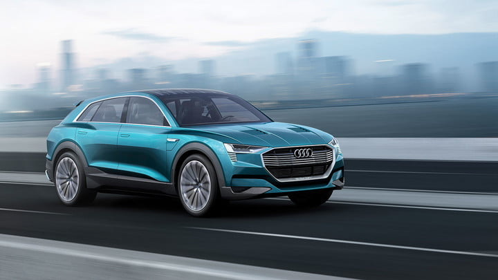 Audi plans to electrify every model by 2030. Here's how
