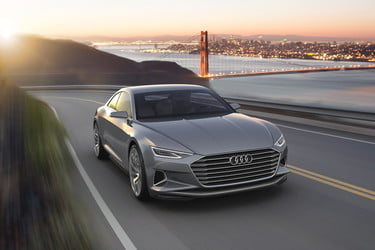 Audi Piloted Driving >> Audi Piloted Driving Prologue Concept Ces 2015 Digital Trends