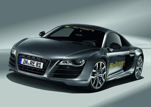 Audi Has Stopped Development Work On The R8 E Tron, An Electric Version Of  Its R8 Supercar. After More Than Three Years Of Gestation, The All Electric  Audi ...