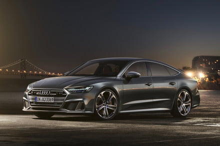 2020 Audi S6 and S7 aim to boost performance without sacrificing ...