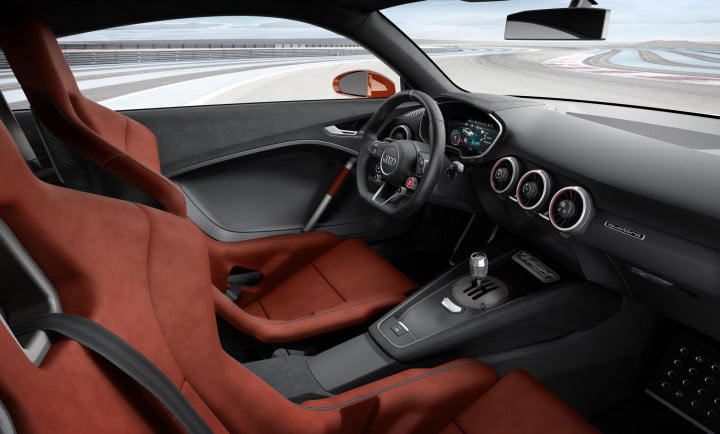 audi tt clubsport turbo technology concept news specs pictures 9
